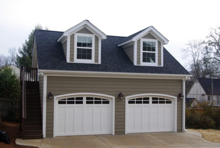 Detached Garage Model