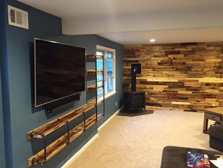 DIY TV Entertainment Center