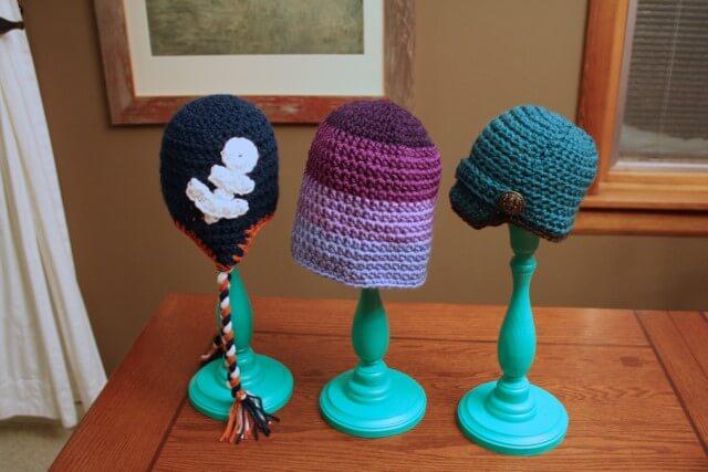 Hat rack ideas