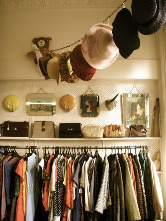'Hat rack ideas design' from the web at 'https://theskunkpot.com/wp-content/uploads/2017/05/hat-rack-ideas-long.jpg'