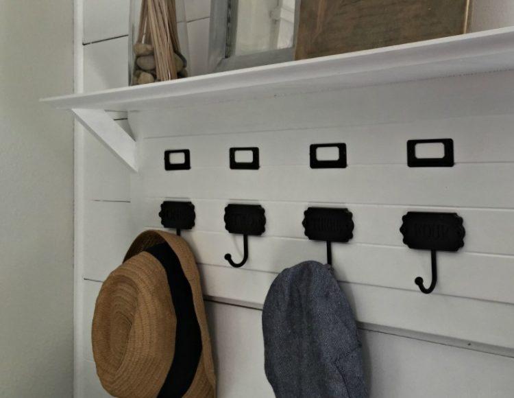 Hat rack design ideas