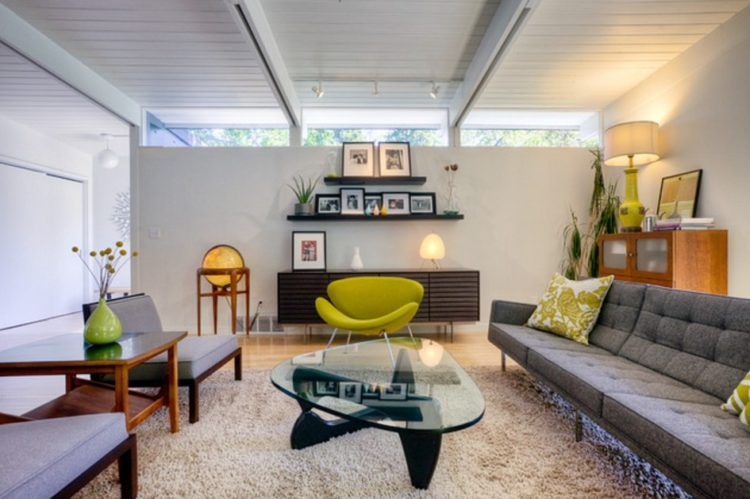 All Home Room Ideas in Mid Century Modern Design 14
