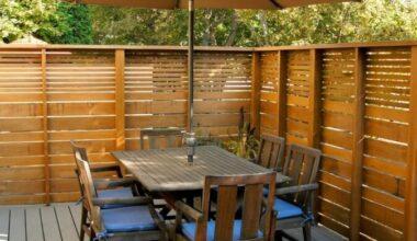 Pallet Fence Ideas 24