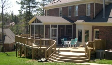 15 Screened Porch Ideas with Stunning Design Concept 1