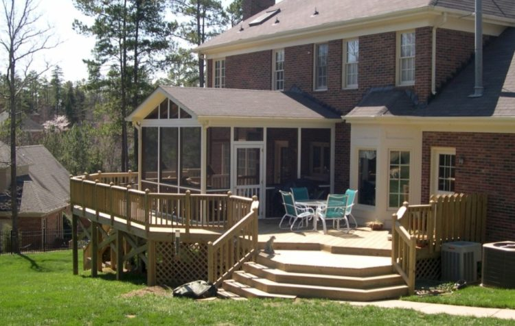 15 Screened In Porch Ideas with Stunning Design Concept 1