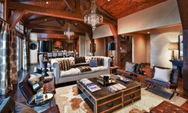 15 Superb Steampunk Bedrooms Design Style 8