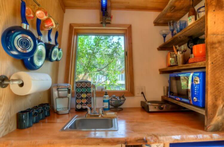 tiny house kitchen essentials