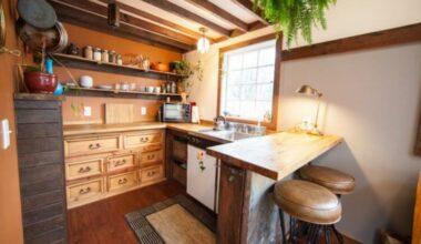 Tiny House Kitchen 9