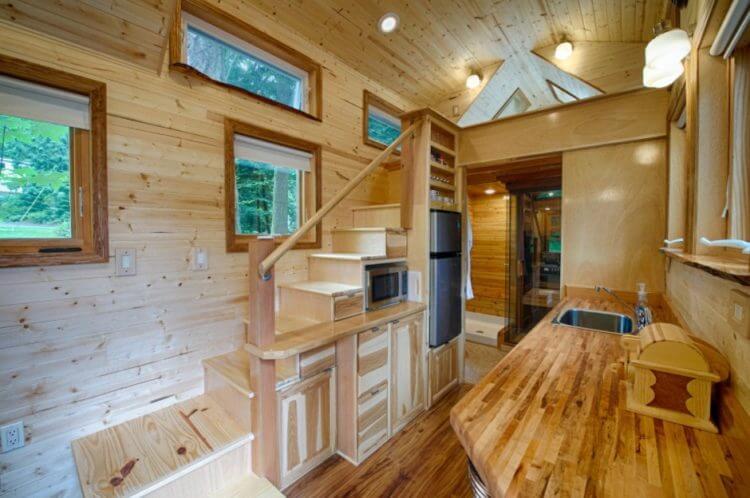 Tiny House Kitchen Appliances