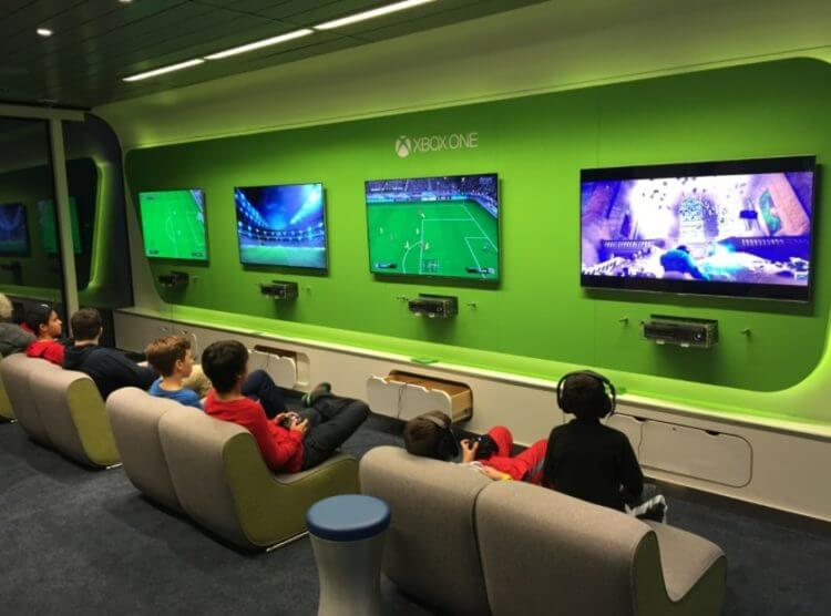 Console Gaming Room Decor Ideas