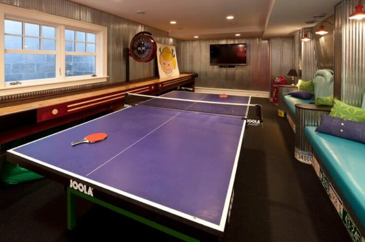 Game Room Ideas You Did Not Know About TSP Home Decor - Games room ideas