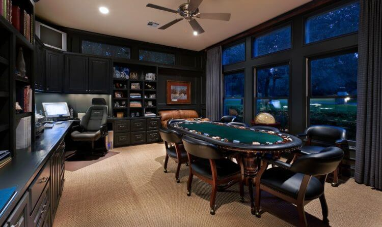 Game Room Design Ideas
