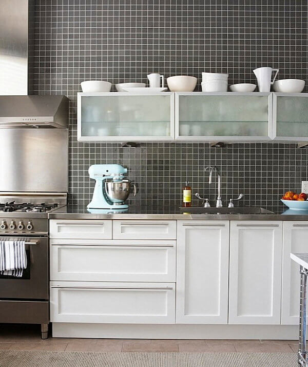 15 Amazing Stainless Steel Countertop Ideas to Jazz Up Your Kitchen 3