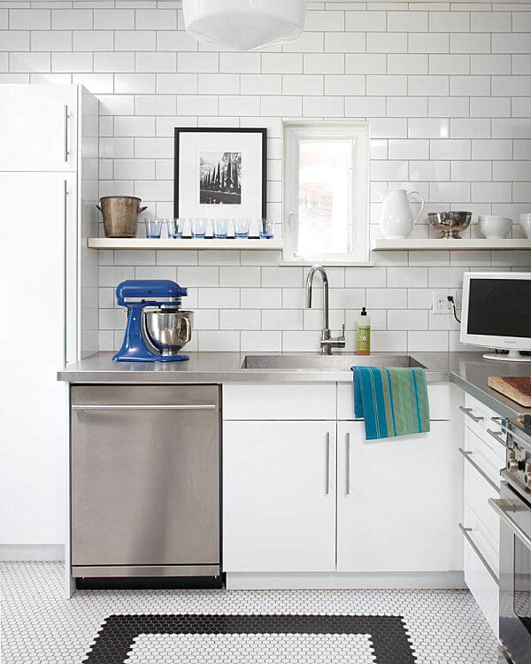 15 Amazing Stainless Steel Countertop Ideas to Jazz Up Your Kitchen 10