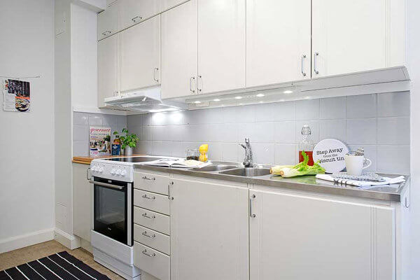 15 Amazing Stainless Steel Countertop Ideas to Jazz Up Your Kitchen 13
