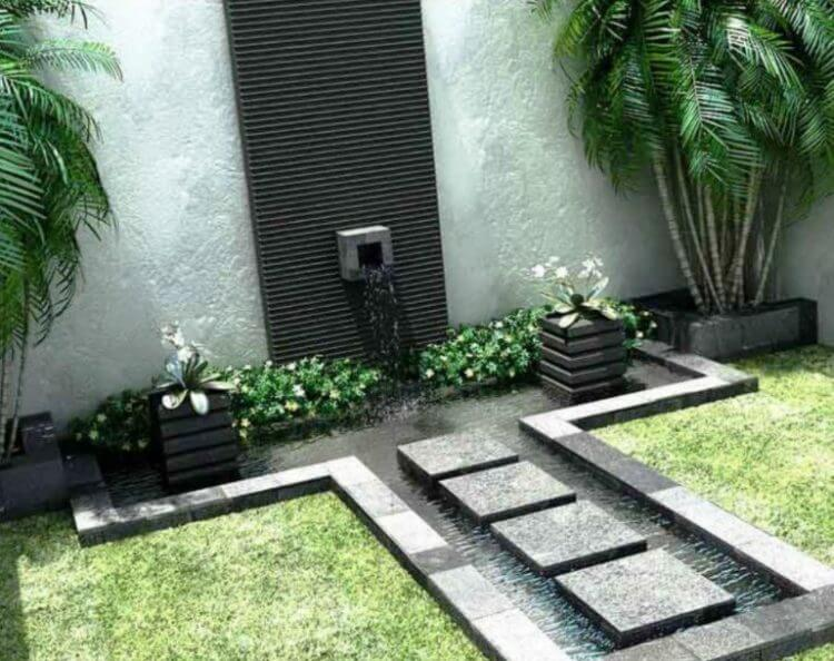 21 Backyard Wall Fountain Ideas to Wow Your Visitors 4