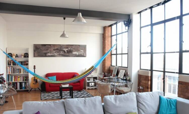 21 Brilliant Hammock Ideas for a Laid-Back Staycation 5