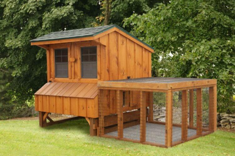 19 Outstanding Chicken Coop Ideas to Inspire You 3