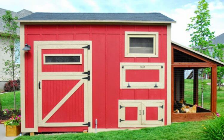 19 Outstanding Chicken Coop Ideas to Inspire You 8