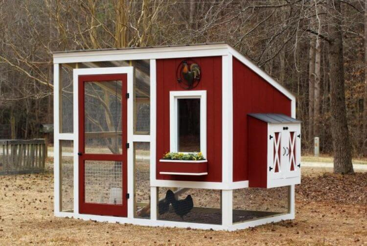 19 Outstanding Chicken Coop Ideas to Inspire You 9