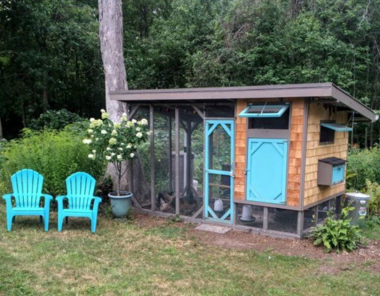19 Outstanding Chicken Coop Ideas to Inspire You 11