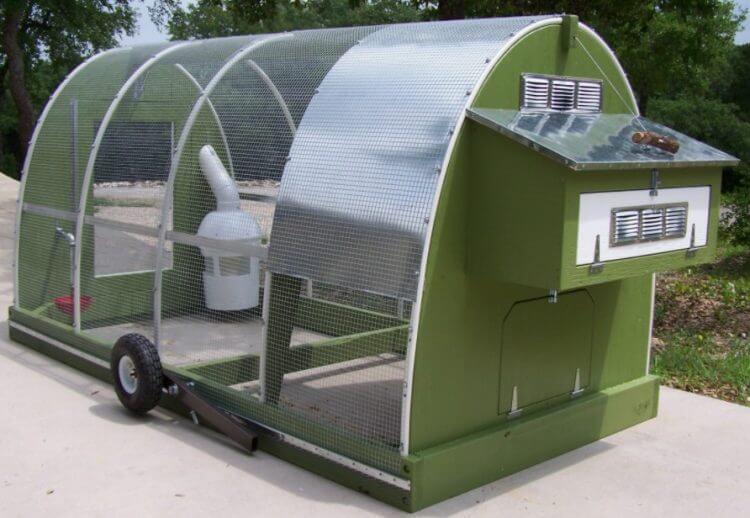 Chicken Coop Design Ideas
