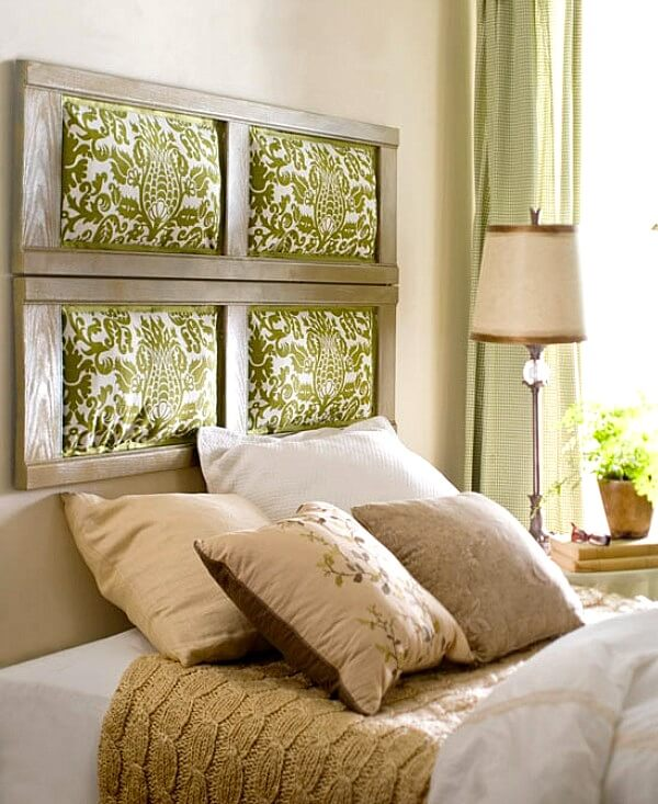 14 Jaw-Dropping Headboard Ideas that You Will Love 7