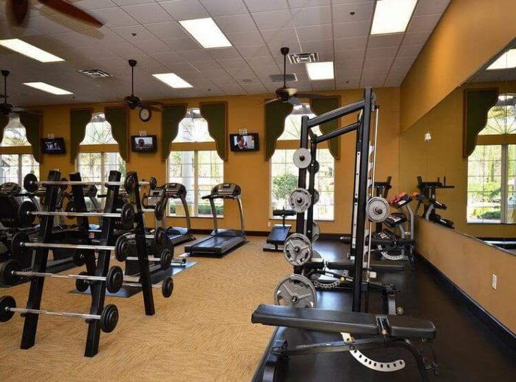 Best home gym room ideas for healthy lifestyle tsp