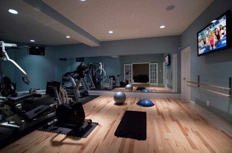 23 Best Home Gym Room Ideas For Healthy Lifestyle 23