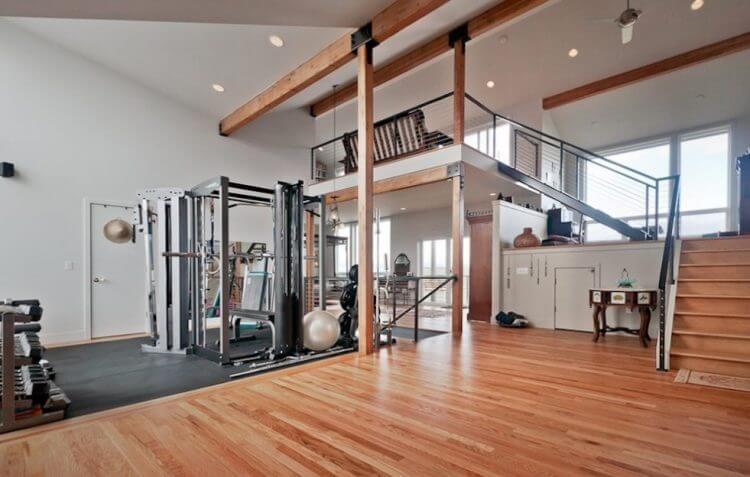 23 Best Home Gym Room Ideas For Healthy Lifestyle 4