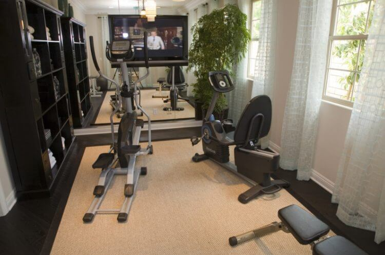 23 Best Home Gym Room Ideas For Healthy Lifestyle 19