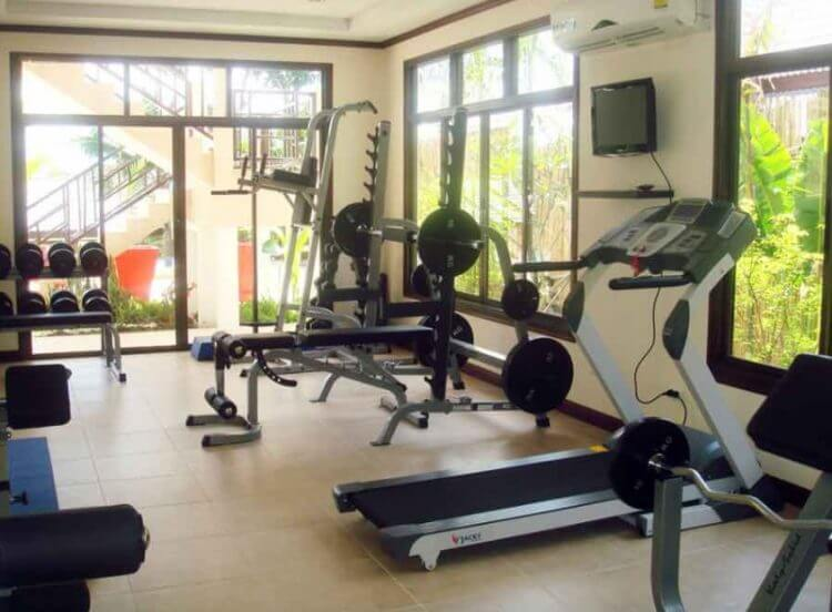23 Best Home Gym Room Ideas For Healthy Lifestyle 15