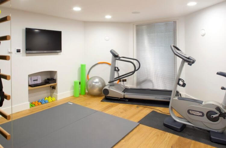 23 Best Home Gym Room Ideas For Healthy Lifestyle 14