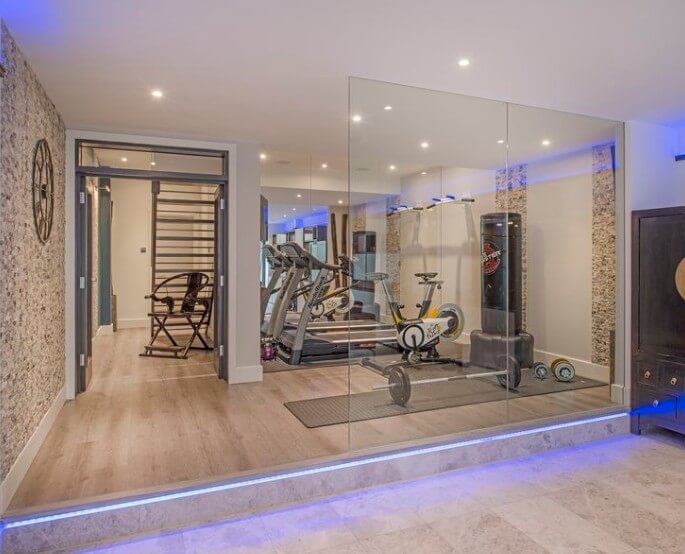23 Best Home Gym Room Ideas For Healthy Lifestyle 8