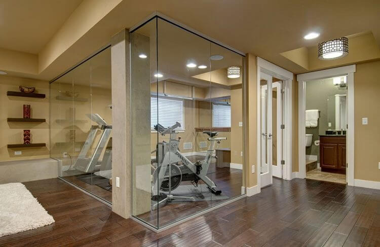 23 Best Home Gym Room Ideas For Healthy Lifestyle 9