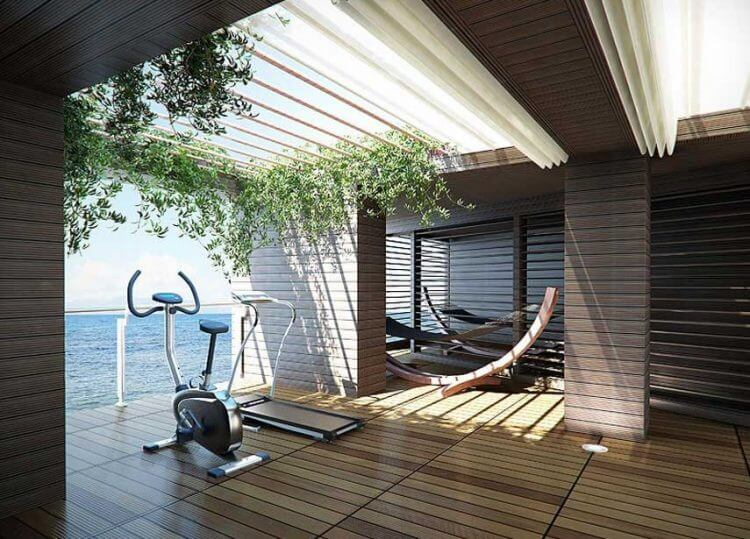 23 Best Home Gym Room Ideas For Healthy Lifestyle 10