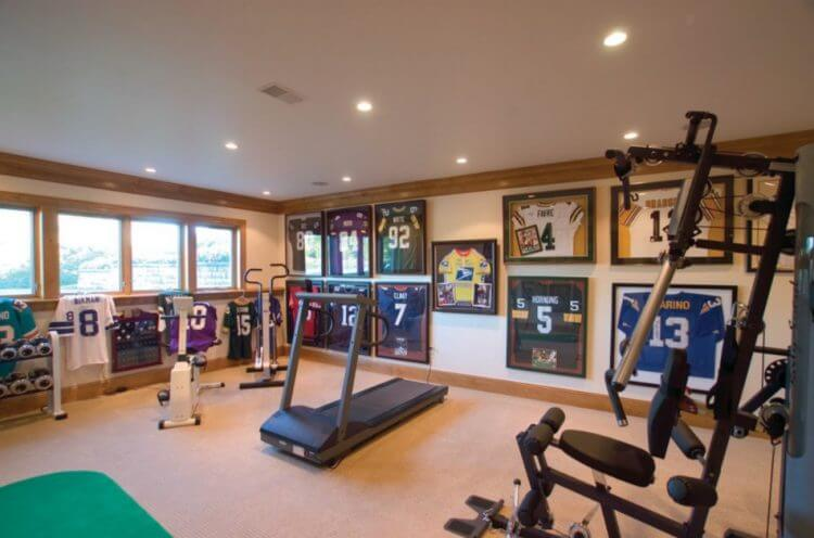 23 Best Home Gym Room Ideas For Healthy Lifestyle 11