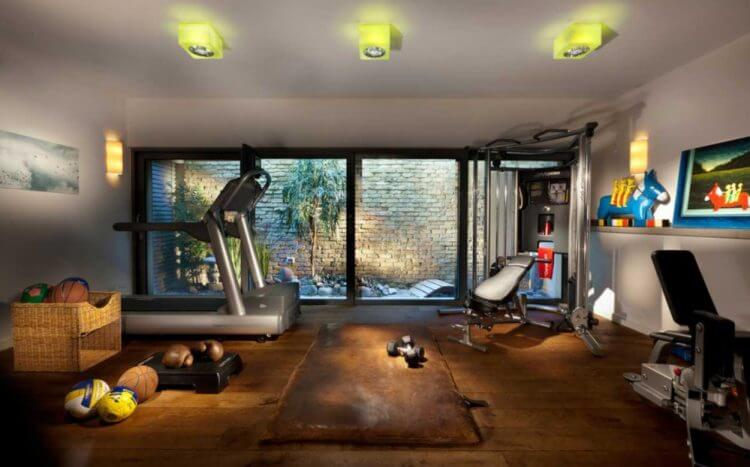 23 Best Home Gym Room Ideas For Healthy Lifestyle 5