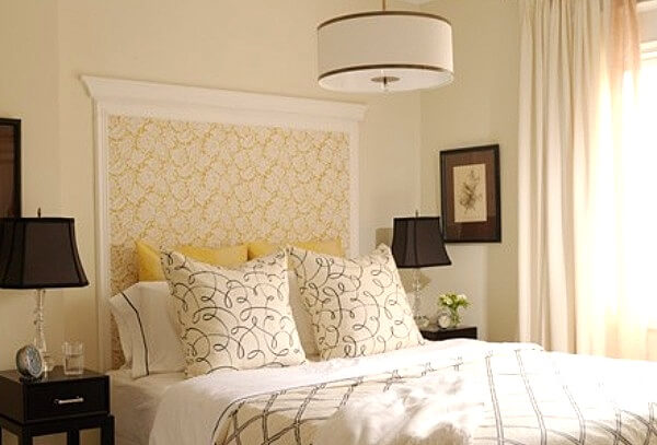 14 Jaw-Dropping Headboard Ideas that You Will Love 10