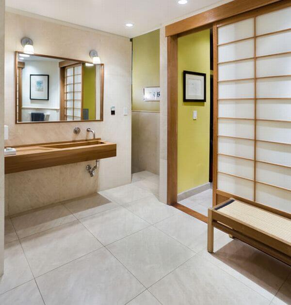 17 Japan Bathroom Ideas to Get Your Zen On 14