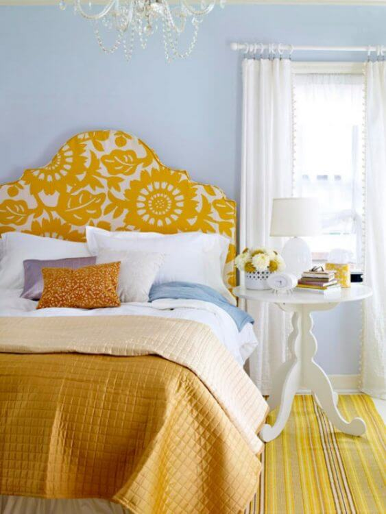 14 Jaw-Dropping Headboard Ideas that You Will Love 12