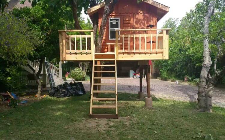 21 Unbeliavably Amazing Treehouse Ideas that Will Inspire You 4