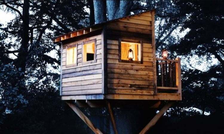21 Unbeliavably Amazing Treehouse Ideas that Will Inspire You 6