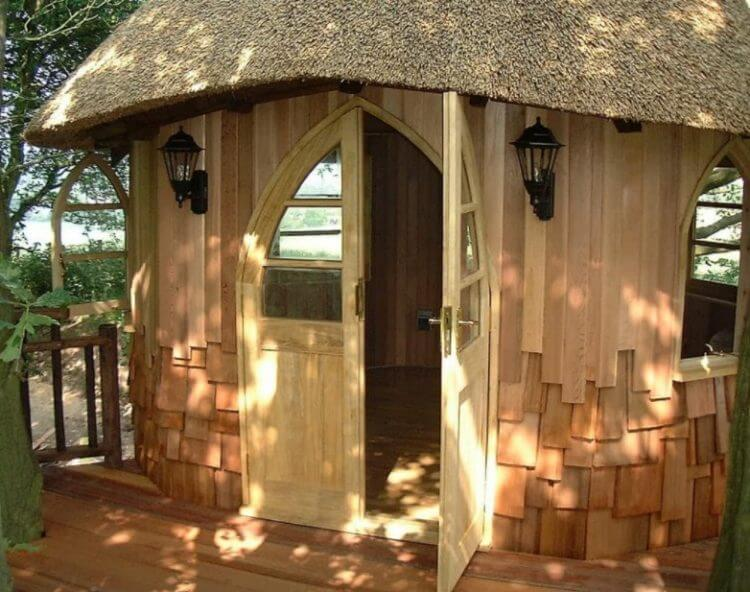21 Unbeliavably Amazing Treehouse Ideas that Will Inspire You 8