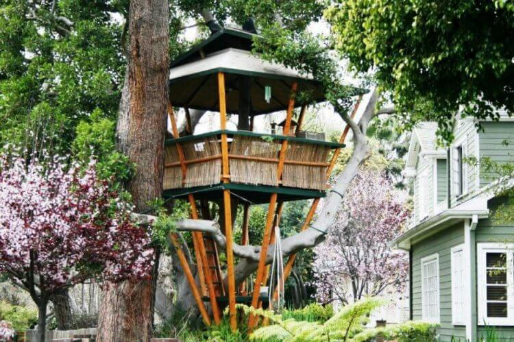 28 Amazing Treehouse Design Ideas that Will Inspire You 17