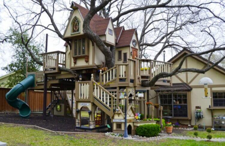 21 Unbeliavably Amazing Treehouse Ideas that Will Inspire You 19