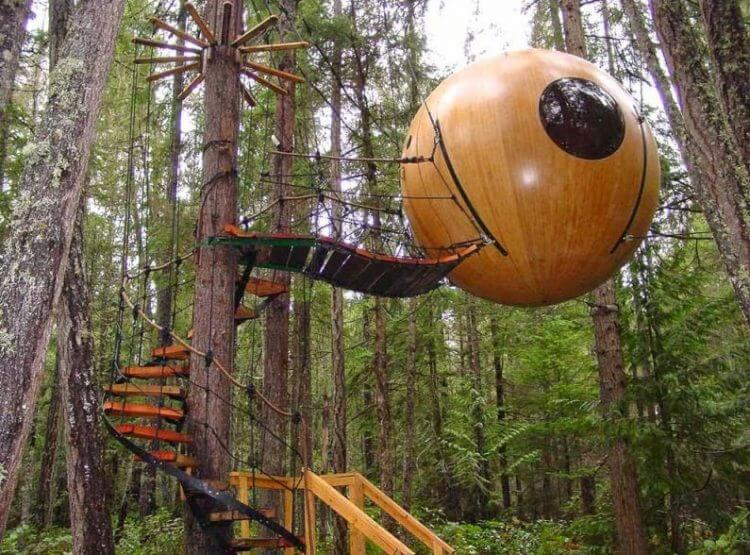 21 Unbeliavably Amazing Treehouse Ideas that Will Inspire You 20
