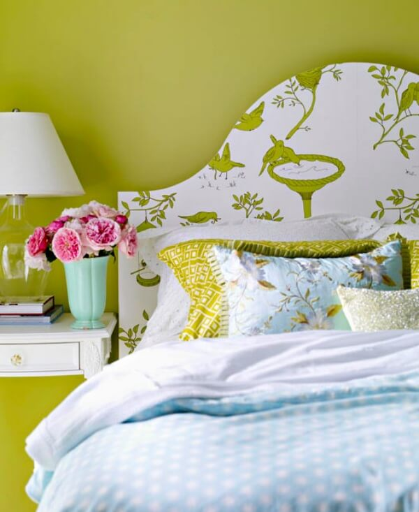 14 Jaw-Dropping Headboard Ideas that You Will Love 13