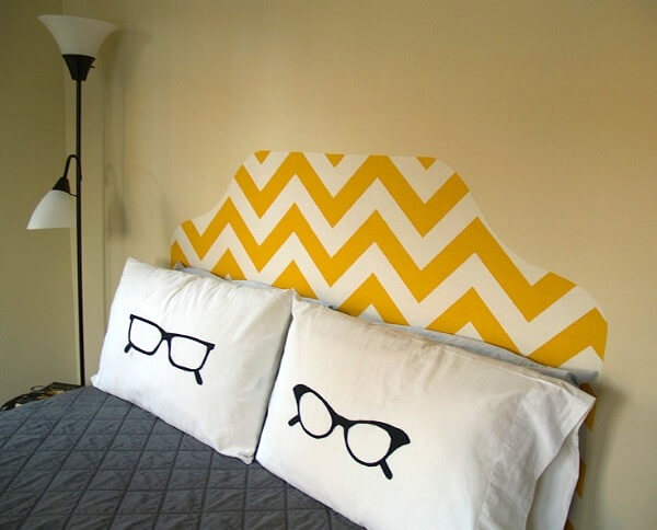 14 Jaw-Dropping Headboard Ideas that You Will Love 15