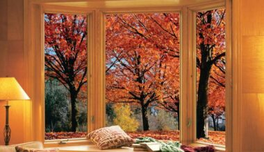 17 Stunning Bay Windows Ideas for Your Sweety Home 6